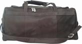Piel Leather Travelers Select Medium Duffel Bag 9711