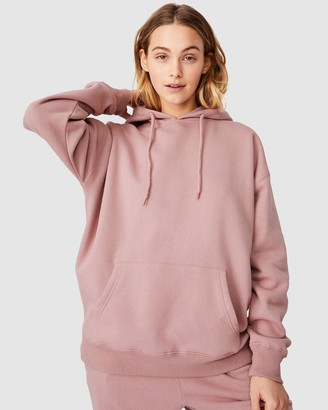 Cotton On Dad Maxi Peached Hoodie