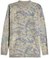 Yeezy Printed Cotton Sweatshirt