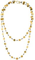 Gurhan 24K Diamond Lush Flake Multistrand Necklace