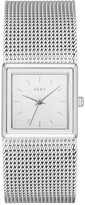 DKNY Women's Stonewall Stainless Steel Mesh Bracelet Watch 25mm NY2562