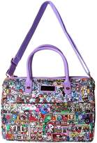 Tokidoki Roma Bowler Satchel Handbag