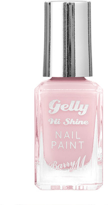 Barry M Gelly Hi Shine Nail Paint 10Ml Candy Floss