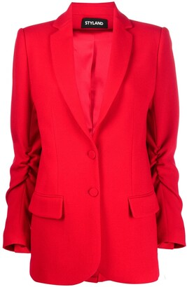 Styland Longline Tailored Blazer