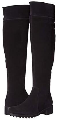 La Canadienne Scarlit (Black Suede) Women's Shoes