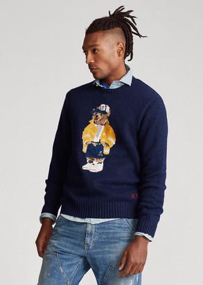 Ralph Lauren CP-93 Bear Sweater