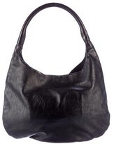Devi Kroell Textured Leather Hobo