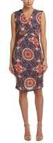 KUT from the Kloth Wrap Midi Dress.