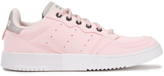 adidas Supercourt Canvas And Faux Leather Sneakers