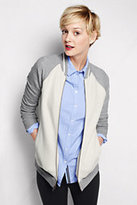 Classic Women's Jacquard Jacket-Wine Grape