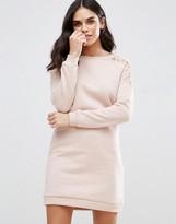 Vila Lace Sleeve Dress