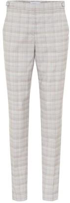 Gabriela Hearst Lisa high-rise stretch-wool pants