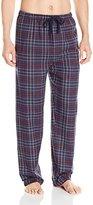 Izod Men's Heather Flannel Pajama Pant