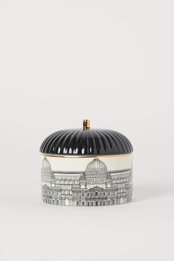 H&M Small Stoneware Box