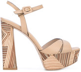 Le Silla strappy sandals - women - Leather - 37