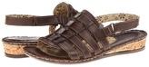 Lassen Maxie (Brown) - Footwear