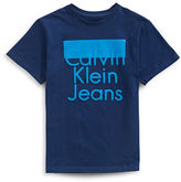 Calvin Klein Colourblock Logo T-Shirt