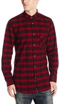 Zanerobe Men's Seven FT Flanno Long Sleeve Shirt