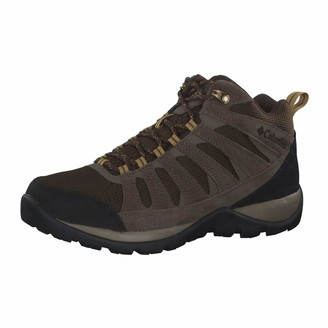 Columbia Men's Redmond V2 MID Waterproof Boot Hiking Shoe