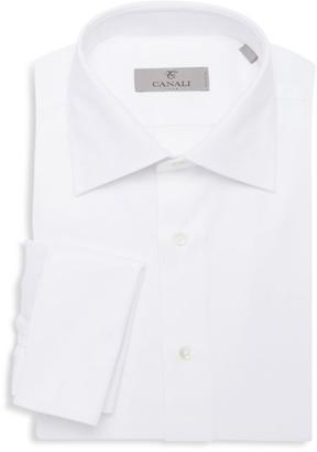 Canali French Cuff Dress Shirt