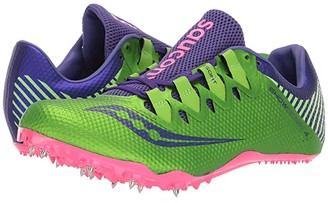 Saucony Showdown 4 (Slime/Purple) Women's Shoes