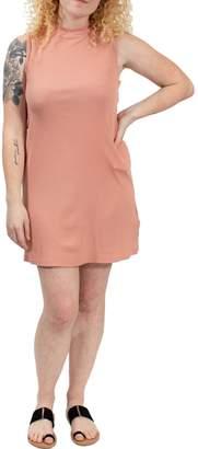RVCA Ribbed Mini Dress