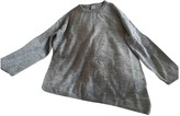 Totême Grey Wool Knitwear for Women