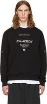 Perks And Mini Black psy-aktion Pullover