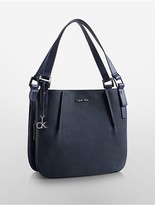 Calvin Klein Nadina Triple Compartment Hobo
