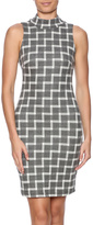RD Style Plaid Sleeveless Dress