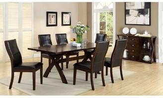 Hokku Designs Wellington Upholstered Dining Chair