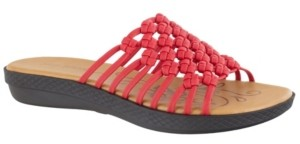 Easy Street Shoes Sing Women's Comfort Slide Sandals Women's Shoes