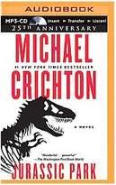 Jurassic Park (Unabridged) (MP3-CD) (Michael Crichton)