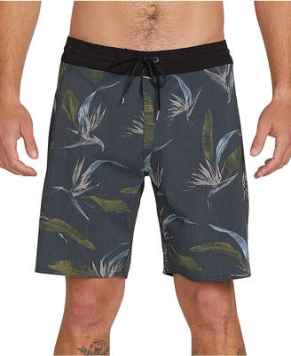 "Volcom Men Faxer Stoney 18.5"" Board Shorts"