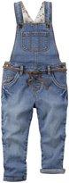 Carter's Denim Overalls (Toddler/Kid) - Blue-6X