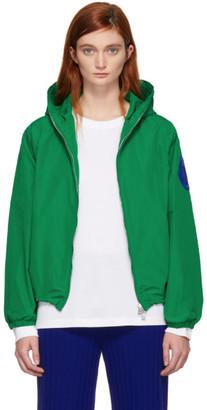 Moncler Green Alexandrite Jacket