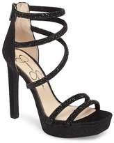 Jessica Simpson Jessica Beyonah Strappy Platform Sandal
