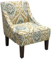Skyline Furniture Swoop Arm Chair