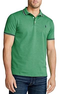 Polo Ralph Lauren Custom Slim Stretch Mesh Polo Shirt