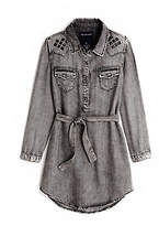 True Religion Stud Western Kids Dress