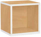 Way Basics Stackable Open Storage Cube