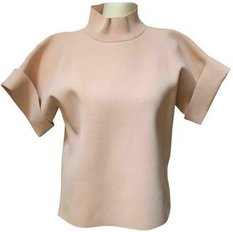 Celine Pink Viscose Knitwear