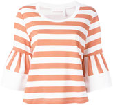 See by Chloe ruffled sleeve blouse