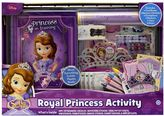 Disney Sofia the First Royal Princess Activity Set