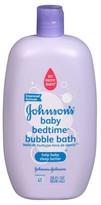 Johnson & Johnson Johnson's Baby Bedtime Bubble Bath and Wash - 28 oz.