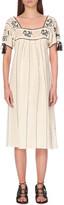 Ulla Johnson Violeta cotton-gauze dress