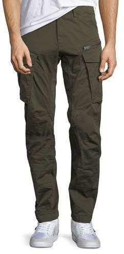 G Star G-Star Rovic 3D Zip Cargo Pants, Green
