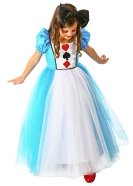 BuySeasons Big Girl's Princess Alexandra Child Costume