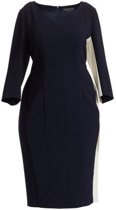 Marina Rinaldi Marina Rinaldi, Plus Size Dentro Colorblock Dress