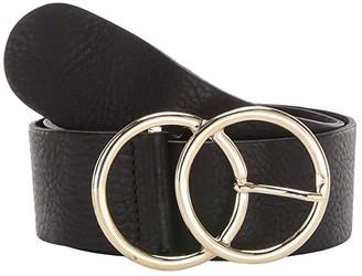 Amsterdam Heritage 50005 (Black) Women's Belts